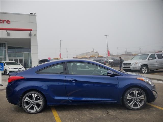 2013 Hyundai Elantra GLS (Stk: 2190439A) in Calgary - Image 2 of 28