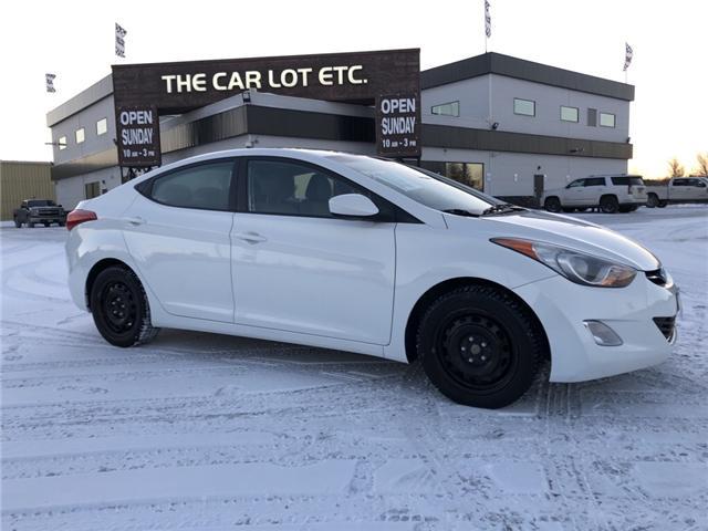 2011 Hyundai Elantra GL (Stk: 17271-LR) in Sudbury - Image 1 of 11
