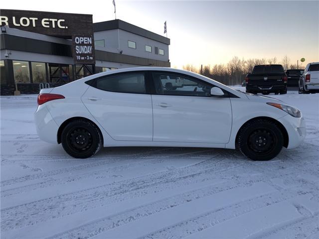 2011 Hyundai Elantra GL (Stk: 17271-LR) in Sudbury - Image 2 of 11
