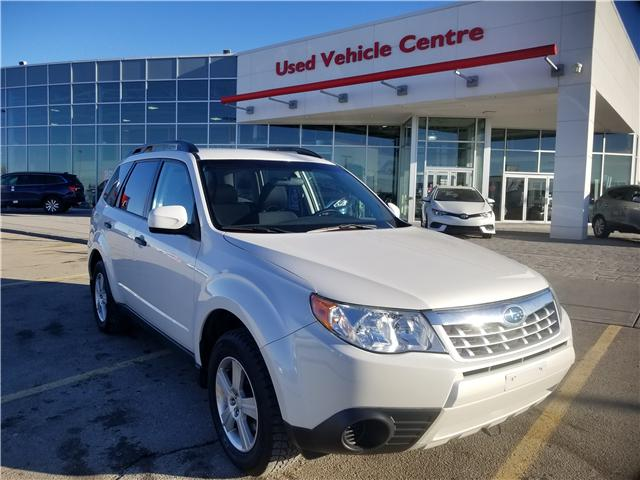 2012 Subaru Forester 2.5X Convenience Package (Stk: 6190202C) in Calgary - Image 1 of 23