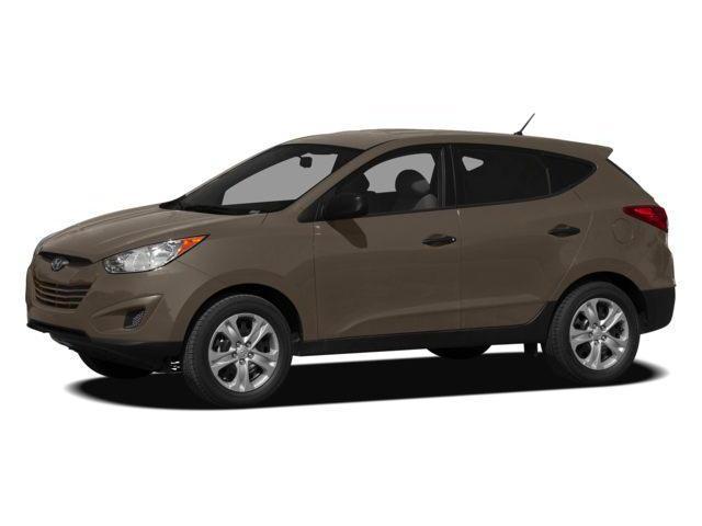 2012 Hyundai Tucson L (Stk: N119A) in Charlottetown - Image 1 of 1