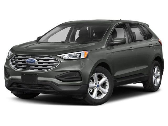 2019 Ford Edge SEL (Stk: K-501) in Calgary - Image 1 of 9