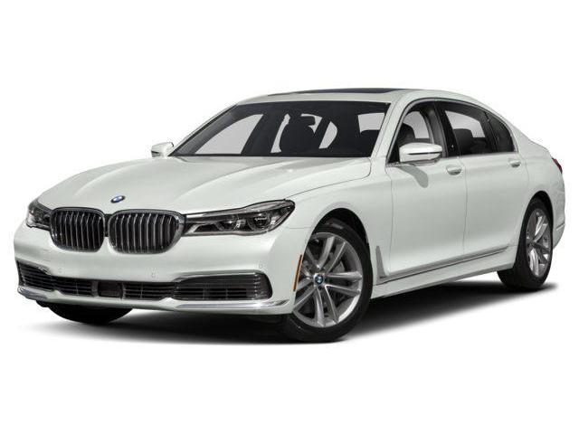2019 BMW 750i xDrive (Stk: N37124) in Markham - Image 1 of 9