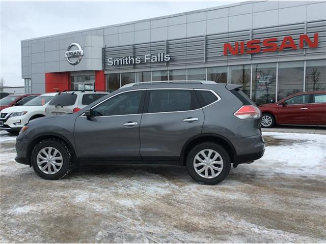 2015 Nissan Rogue S (Stk: 18-365A2) in Smiths Falls - Image 1 of 13