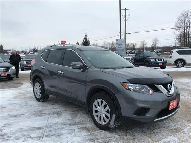 2015 Nissan Rogue S (Stk: 18-365A2) in Smiths Falls - Image 4 of 13