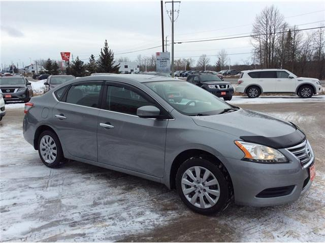2014 Nissan Sentra 1.8 SV (Stk: 18-407A) in Smiths Falls - Image 4 of 13