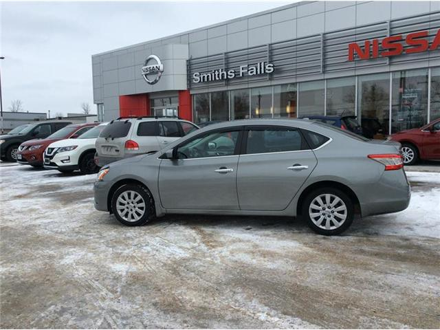 2014 Nissan Sentra 1.8 SV (Stk: 18-407A) in Smiths Falls - Image 6 of 13
