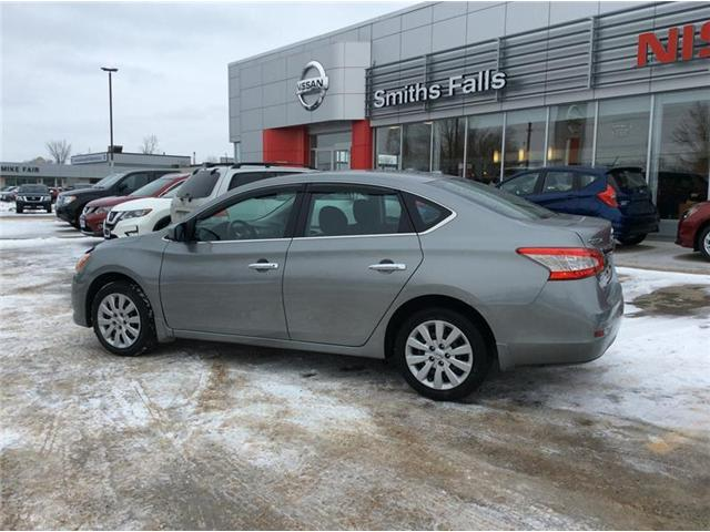 2014 Nissan Sentra 1.8 SV (Stk: 18-407A) in Smiths Falls - Image 7 of 13