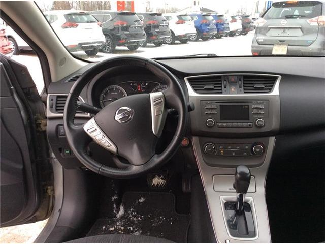 2014 Nissan Sentra 1.8 SV (Stk: 18-407A) in Smiths Falls - Image 10 of 13