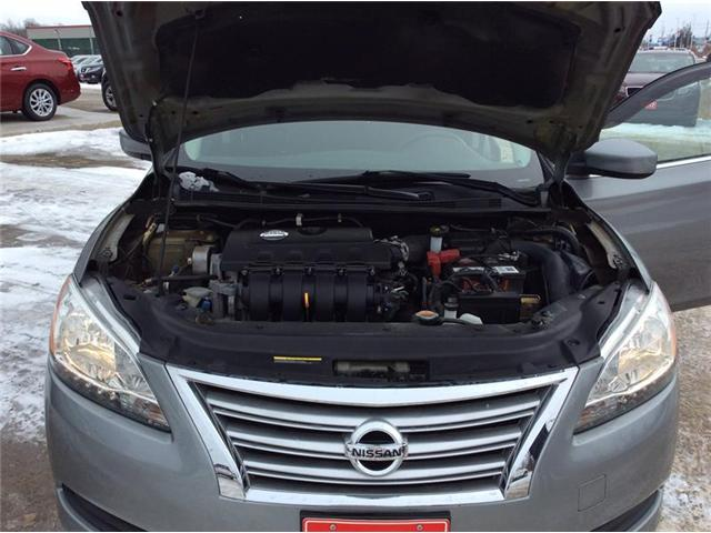 2014 Nissan Sentra 1.8 SV (Stk: 18-407A) in Smiths Falls - Image 12 of 13
