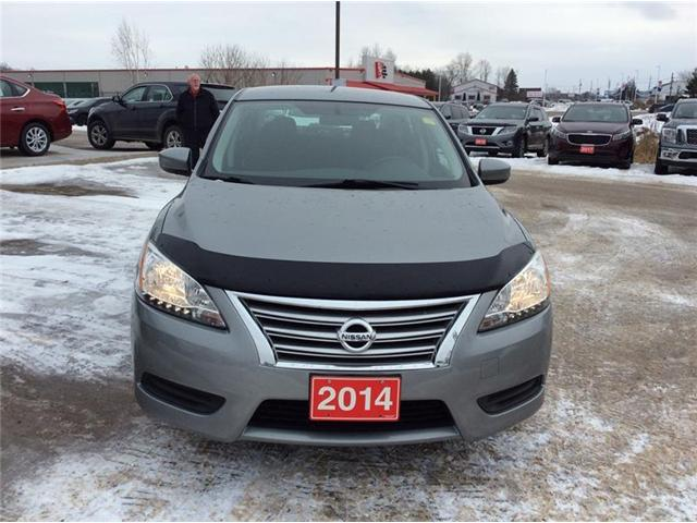 2014 Nissan Sentra 1.8 SV (Stk: 18-407A) in Smiths Falls - Image 13 of 13