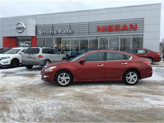 2015 Nissan Altima 2.5 SV (Stk: P1967) in Smiths Falls - Image 1 of 13