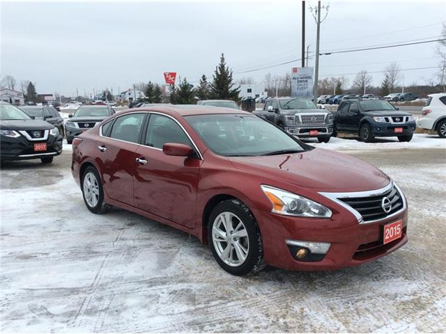 2015 Nissan Altima 2.5 SV (Stk: P1967) in Smiths Falls - Image 2 of 13