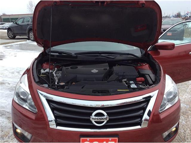 2015 Nissan Altima 2.5 SV (Stk: P1967) in Smiths Falls - Image 8 of 13