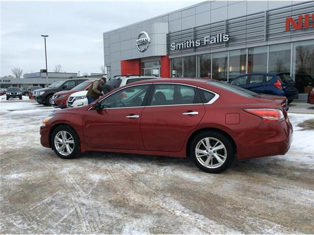 2015 Nissan Altima 2.5 SV (Stk: P1967) in Smiths Falls - Image 11 of 13