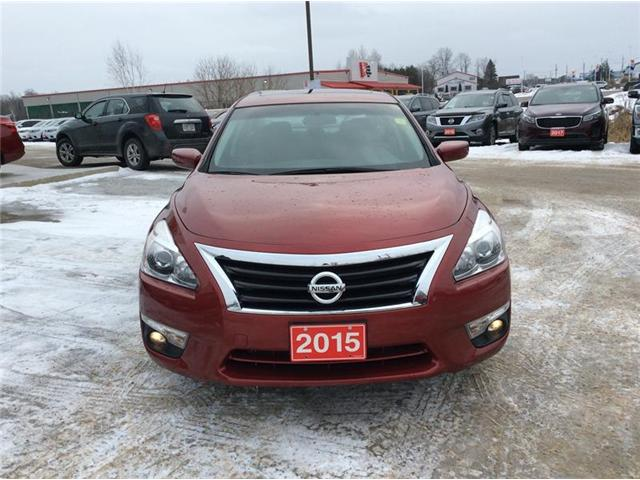 2015 Nissan Altima 2.5 SV (Stk: P1967) in Smiths Falls - Image 13 of 13