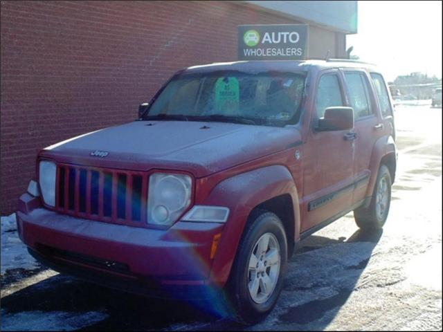 2010 Jeep Liberty Sport (Stk: N200TB) in Charlottetown - Image 1 of 6