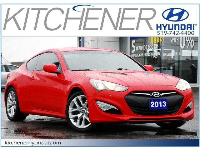 2013 Hyundai Genesis Coupe 2.0T (Stk: P58453A) in Kitchener - Image 1 of 13