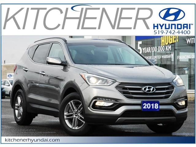 2018 Hyundai Santa Fe Sport 2.4 Premium (Stk: OP3827) in Kitchener - Image 1 of 13