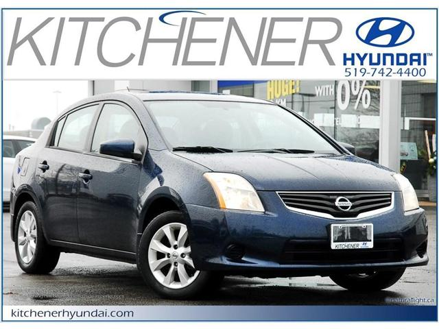 2011 Nissan Sentra 2.0 (Stk: 58357A) in Kitchener - Image 1 of 12