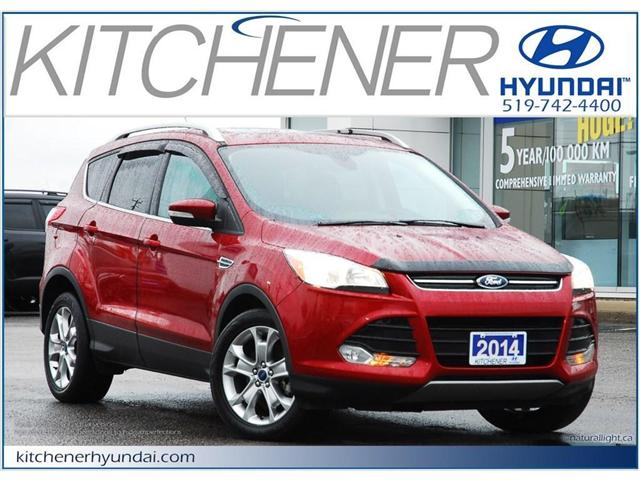2014 Ford Escape Titanium (Stk: 58265A) in Kitchener - Image 1 of 15
