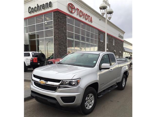 2017 Chevrolet Colorado WT (Stk: 180016A) in Cochrane - Image 1 of 18