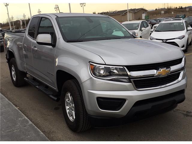2017 Chevrolet Colorado WT (Stk: 180016A) in Cochrane - Image 3 of 18