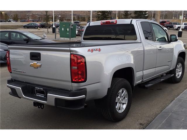 2017 Chevrolet Colorado WT (Stk: 180016A) in Cochrane - Image 5 of 18