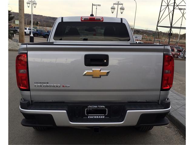 2017 Chevrolet Colorado WT (Stk: 180016A) in Cochrane - Image 6 of 18