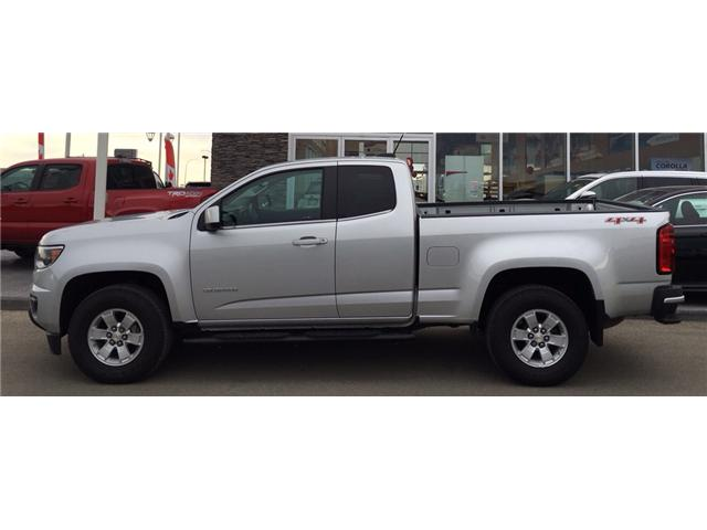 2017 Chevrolet Colorado WT (Stk: 180016A) in Cochrane - Image 8 of 18