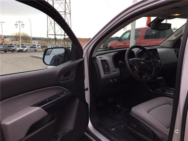 2017 Chevrolet Colorado WT (Stk: 180016A) in Cochrane - Image 9 of 18