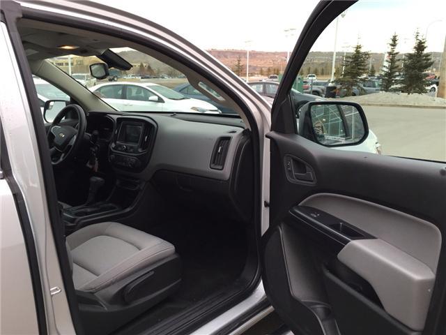 2017 Chevrolet Colorado WT (Stk: 180016A) in Cochrane - Image 10 of 18