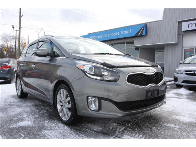 2014 Kia Rondo EX (Stk: 182129) in Richmond - Image 1 of 12