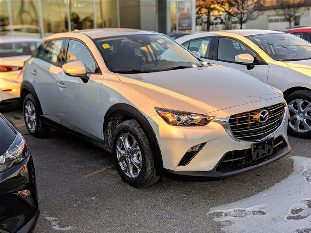 2019 Mazda CX-3 GS (Stk: I7489) in Peterborough - Image 1 of 1