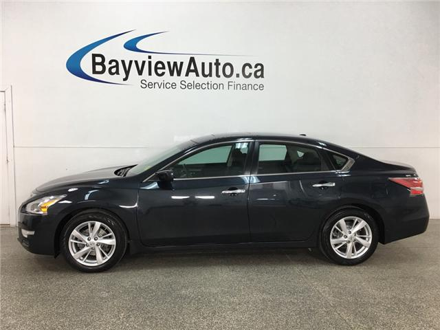 2015 Nissan Altima 2.5 SV (Stk: 34212J) in Belleville - Image 1 of 23