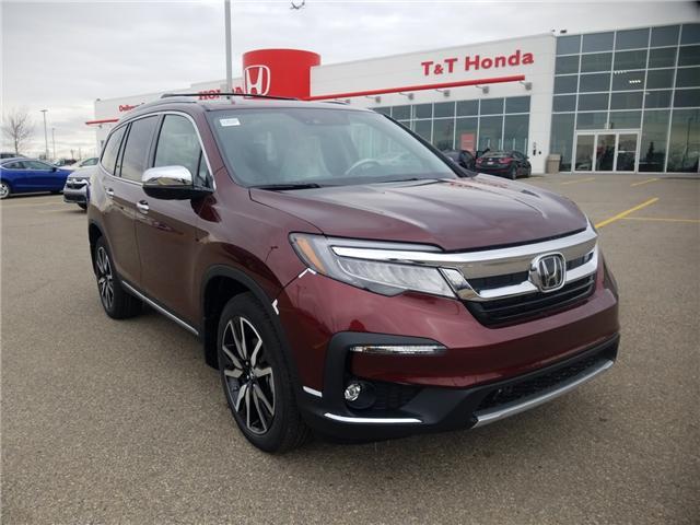 2019 Honda Pilot Touring (Stk: 2190193) in Calgary - Image 1 of 9