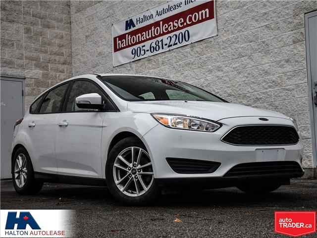 2016 Ford Focus SE (Stk: 310365) in Burlington - Image 1 of 17