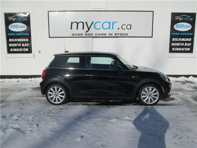 2015 MINI 3 Door Cooper (Stk: 190019) in Richmond - Image 1 of 13