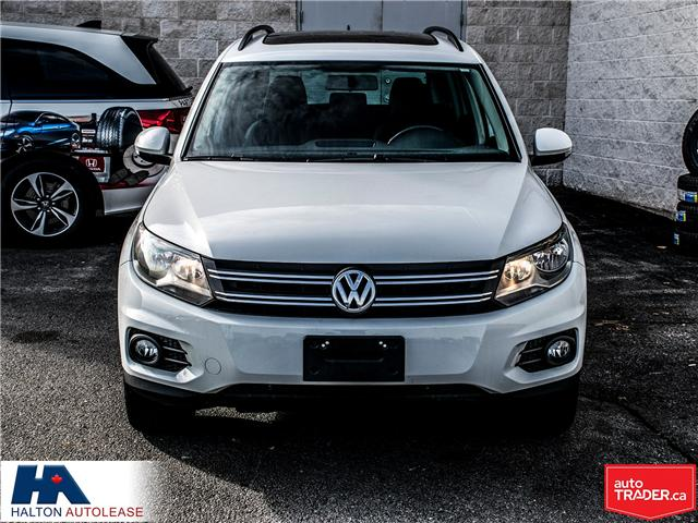 2014 Volkswagen Tiguan Trendline (Stk: 309794) in Burlington - Image 2 of 17