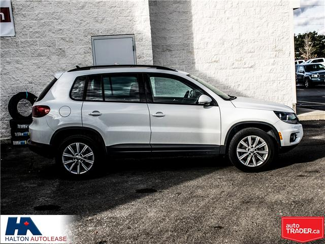 2014 Volkswagen Tiguan Trendline (Stk: 309794) in Burlington - Image 3 of 17