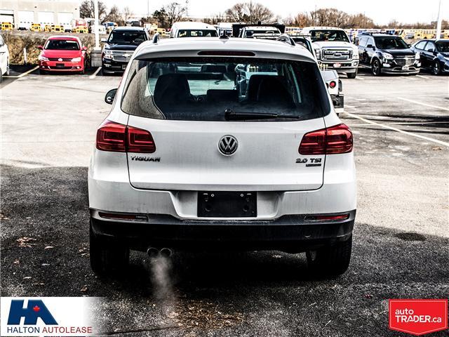 2014 Volkswagen Tiguan Trendline (Stk: 309794) in Burlington - Image 4 of 17