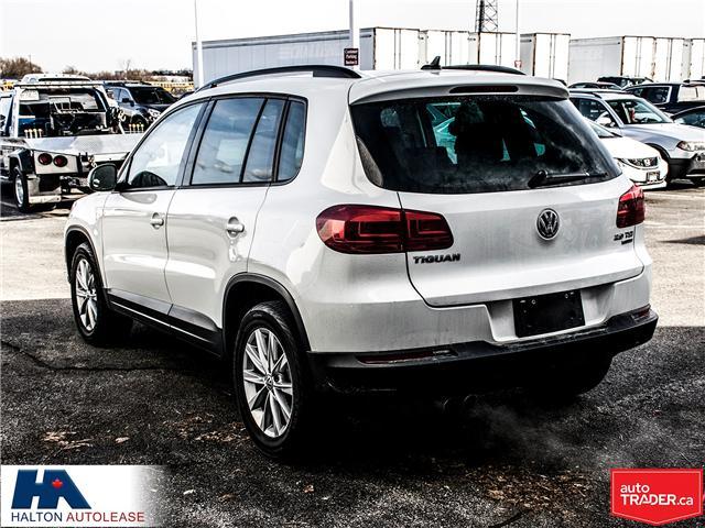 2014 Volkswagen Tiguan Trendline (Stk: 309794) in Burlington - Image 5 of 17