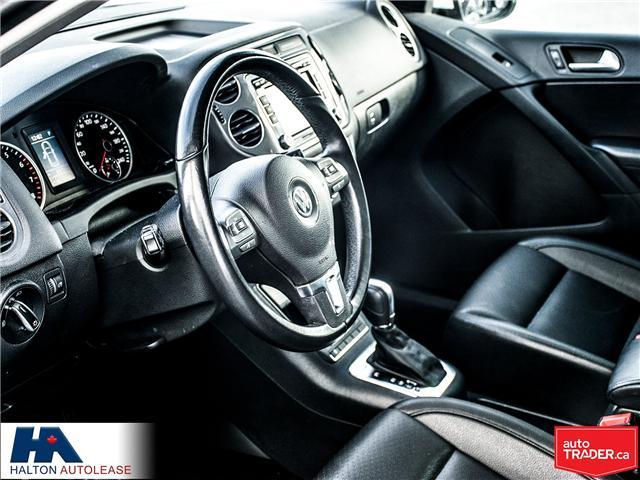 2014 Volkswagen Tiguan Trendline (Stk: 309794) in Burlington - Image 9 of 17