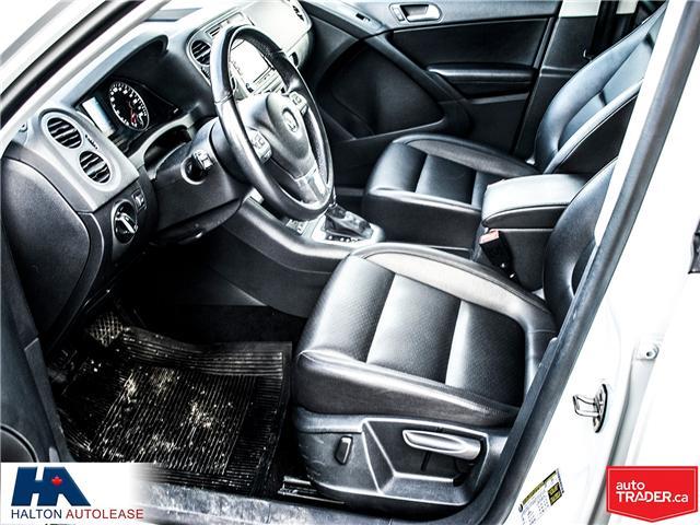 2014 Volkswagen Tiguan Trendline (Stk: 309794) in Burlington - Image 10 of 17