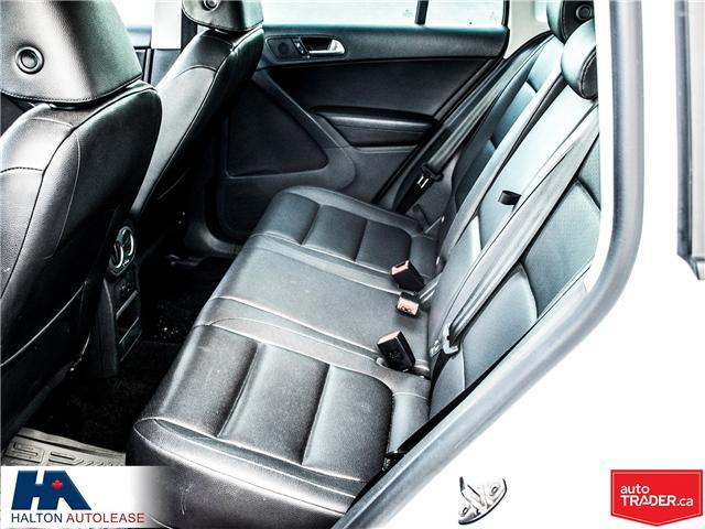 2014 Volkswagen Tiguan Trendline (Stk: 309794) in Burlington - Image 11 of 17