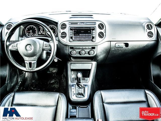 2014 Volkswagen Tiguan Trendline (Stk: 309794) in Burlington - Image 12 of 17