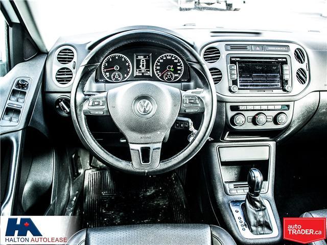 2014 Volkswagen Tiguan Trendline (Stk: 309794) in Burlington - Image 13 of 17
