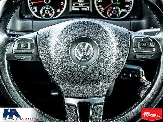 2014 Volkswagen Tiguan Trendline (Stk: 309794) in Burlington - Image 14 of 17