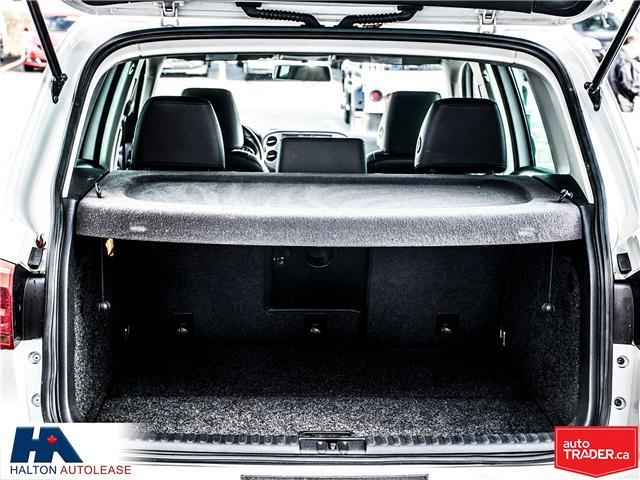 2014 Volkswagen Tiguan Trendline (Stk: 309794) in Burlington - Image 16 of 17