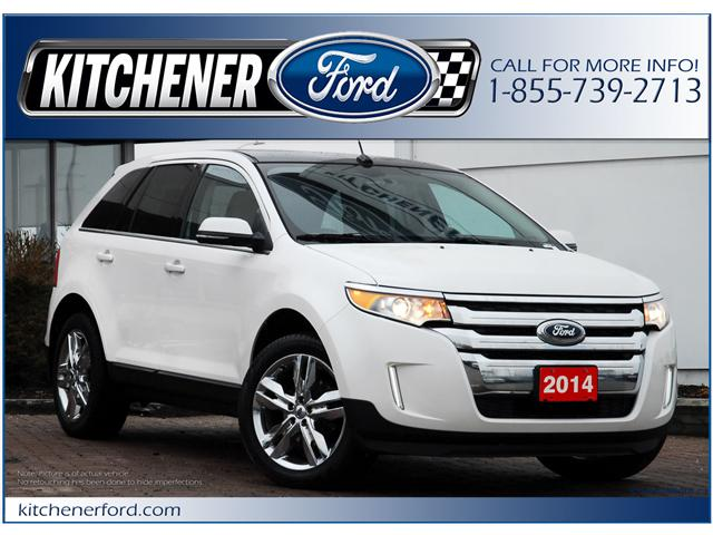 2014 Ford Edge Limited (Stk: 146720) in Kitchener - Image 1 of 19